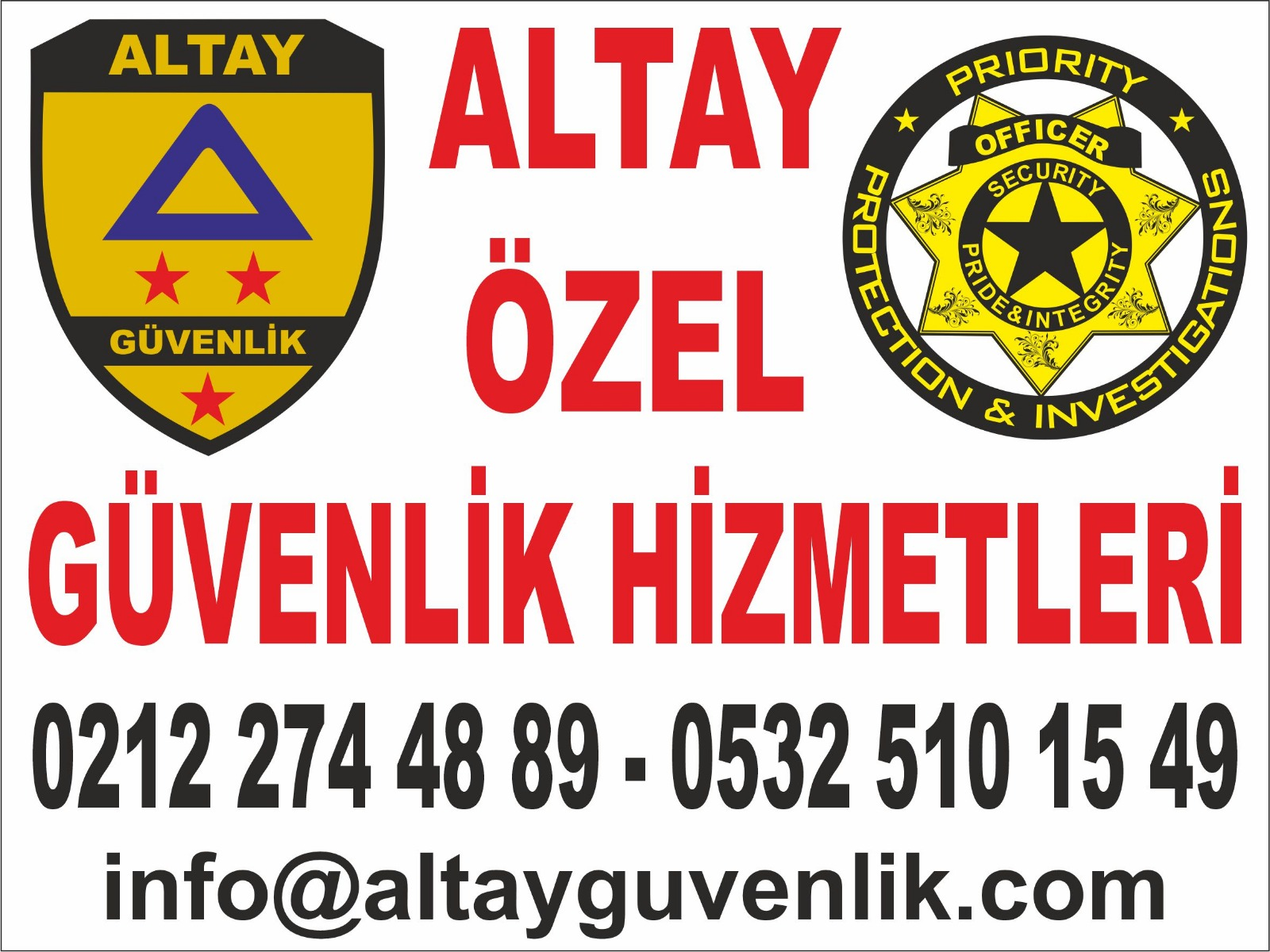 Başakşehir Güvenlik Firmaları